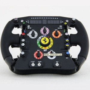ferrari 2010 steering wheel
