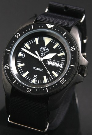 CWC sbs dive watch