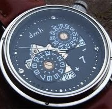dmh jump hour black dials