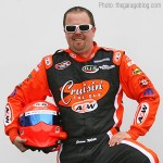 Jason-White A&W Nascar driver