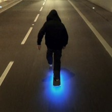 firefly-1 glow in dark skateboard