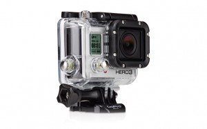 GoPro hero3_inhousing_45_black