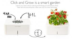 click and grow demo