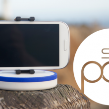 Spin Pod with Phone