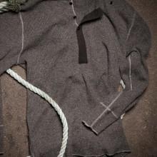 Railtown 100% wool sweater by sitka