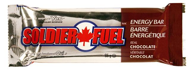 soldier fuel bars