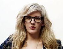 Ellie Goulding glasses