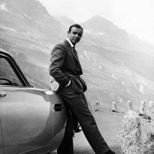 GoldFinger Sean Connery