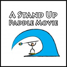 A Stand Up Paddle Movie logo
