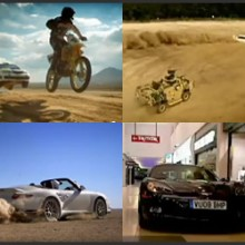 Top Gear Montage