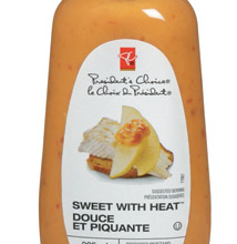Presidents choice sweet with heat prepared mustard