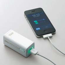 elecom AA Ipod charger