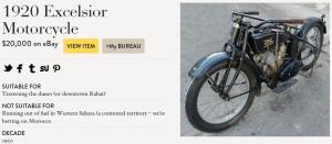 bike bureau of trade