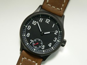 wilson watch works Ground force pvd