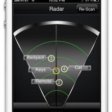 iphone radar