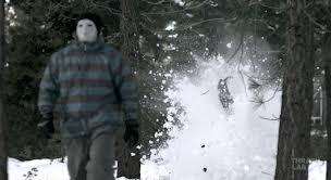 Top ten snowman destroy slowmotion