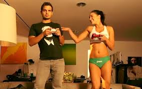 forever alone and Michelle Jenneke