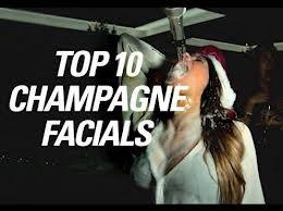 top ten champagne facials