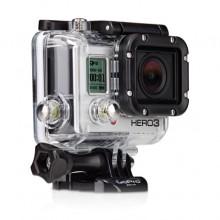GoPro hero3_inhousing_45_black