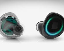 Dash wireless smart headphones